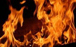 Kasus Pembakaran Eskavator Jembatan Sei Wampu  Stabat Ditangani Polres Langkat