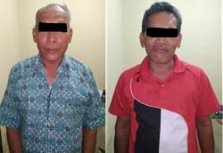 Polres Tanjungbalai Tetapkan Dua Tersangka Korupsi Mesin Pengolah Sampah Anorganik