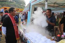 Bupati Samosir: Kalau Pemprovsu Tidak Mau Menyelenggarakan,Kami Siap
