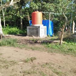 Sumur Bor di Desa Sirpang Bolon Hanya 6 Bulan Bisa Digunakan Warga