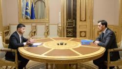 Zelensky Tolak Pengunduran Diri PM Ukraina, Ingin Beri Kesempatan Kedua