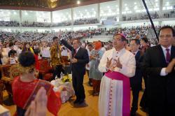 Gubernur Sumut: Kita Akur dan Akrab, Karena Dipersatukan Pancasila