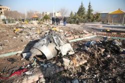 Iran Tangkap 30 Tentara yang Terlibat Penembakan Pesawat Sipil Ukraina