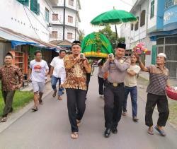 Kanit Binmas Polsek Padang Hilir Miliki Kepedulian Sosial yang Tinggi