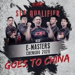 Indonesia Diwakili DG Esports ke e-Master Chengdu 2020