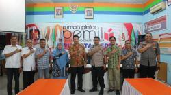 KPU dan Polrestabes Siap Bekerja Sama Sukseskan Pilkada Medan 2020