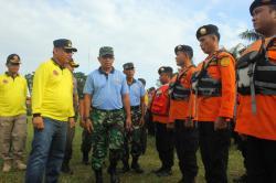 Pemko Medan dan TNI/Polri Apel Tanggulangi Bencana di Istana Maimun