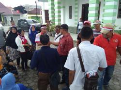 Tuntut Uang Pesangon, Puluhan Karyawan PT TJ Mengadu ke DPRD Tanjungbalai.