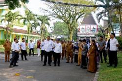 Gubernur Sumut Minta Maksimalkan Pembenahan Sarana dan Prasarana PRSU