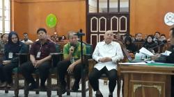 Dzulmi Eldin Jadi Saksi di Persidangan Tipikor Terdakwa Kadis PU Medan Isa Ansyari