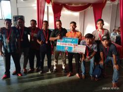 Pamen Avena Juarai Liga Futsal KIM Cup di Medan