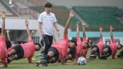 Shin Tae-Yong Tuntut Timnas U-19 Main dengan Intensitas Tinggi