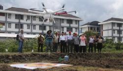 Dosen UMM Bikin 3 Drone Canggih untuk Dukung Pertanian Modern