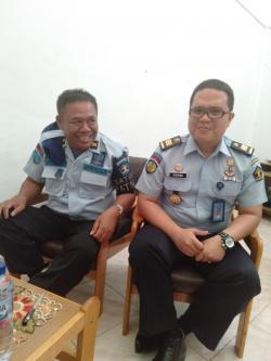 Lapas Siantar Kembalikan Napi Teroris ke Cirebon