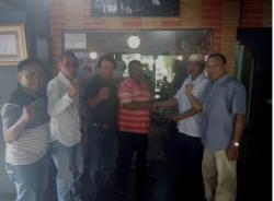 Perwaklian Klub Serahkan Berkas Husni Mustafa Jadi Ketum PSMS
