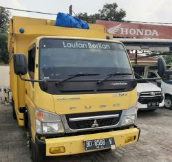 Langgar Rambu Lalulintas, Sat Lantas Tebingtinggi Amankan Truck Colt Diesel