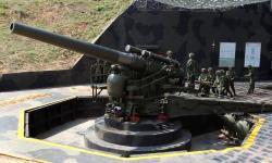 Taiwan Miliki Meriam Raksasa untuk Hantam Kapal Perang China