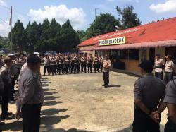 Pasca Kerusuhan di Desa Tanjunglenggang Bahorok, Polres Langkat  Tahan 13 Tersangka