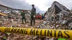 BNPB: Kerugian Pasca Gempa M 6,2 Sulbar Capai Rp 829,1 M