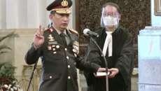 Jenderal Listyo Komit Tampilkan Polri Tegas dengan Humanis