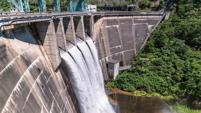 PLTA Batang Toru Tapsel Berbiaya 1,6 Miliar Dolar Hasilkan Daya 510 MW Selesai 2022