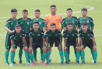 Binjai United Juara Grup E Piala Suratin