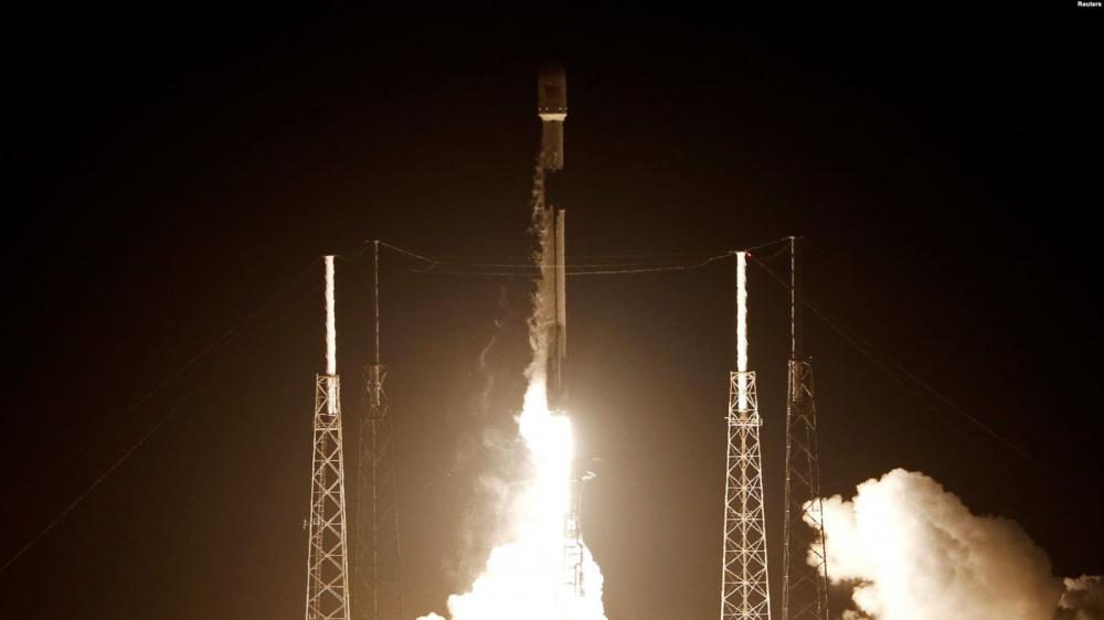 Israel Luncurkan Pesawat Luar Angkasa Pertama ke Bulan
