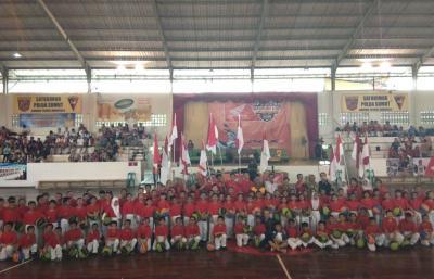 Honda Wahidin Cup Menjadi Event Basket Terbesar di Sumut