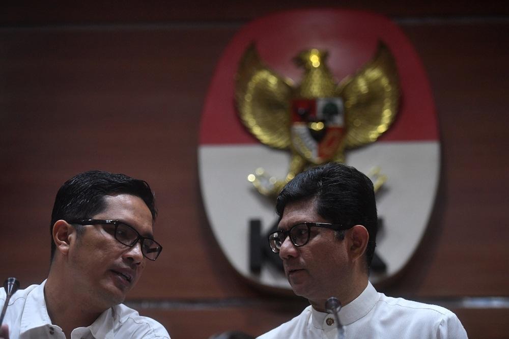 KPK Cegah 2 Orang Lagi Terkait Kasus PLTU Riau-1