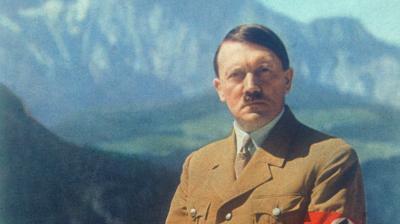 Lukisan Asli Adolf Hitler Mulai Dilelang