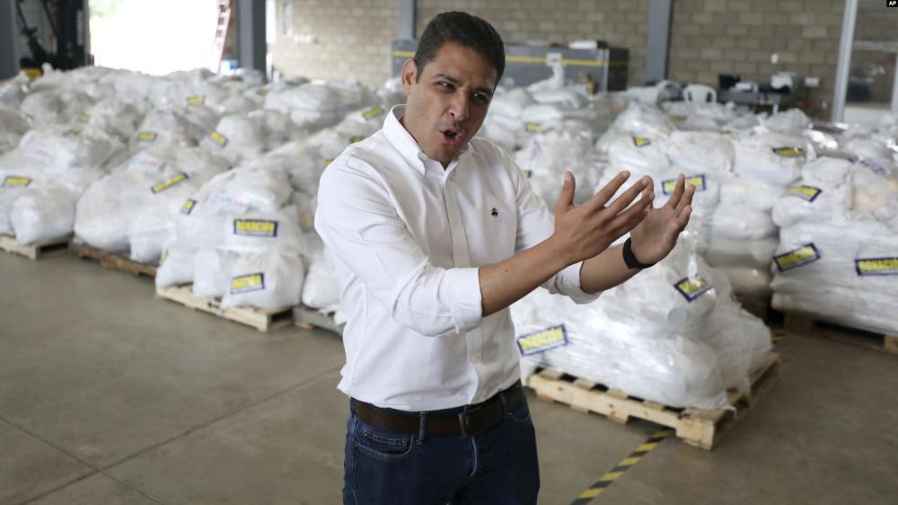 Cegah Bantuan Asing, Maduro Tutup Perbatasan Udara dan Laut