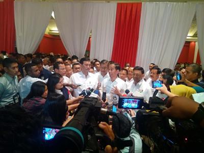 Jokowi: RI Perlu Cepat!