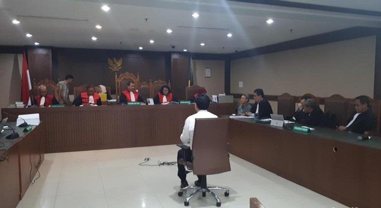 Jaksa Keberatan Pendeta Jadi Saksi Meringankan Sidang Eddy Sindoro