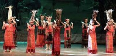 Pesta Seni Etnik Nusantara AMAN di Siparendean Sipahutar