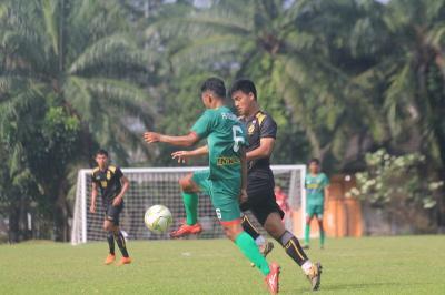 PS Keluarga USU Tersingkir di 32 Besar, Sriwijaya FC Melaju
