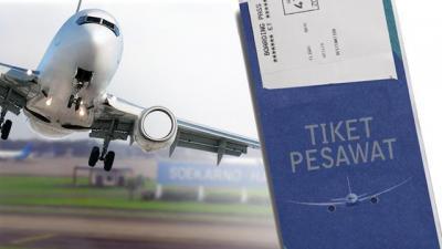 Penjualan Tiket Pesawat Turun 30% Gara-gara Mahal