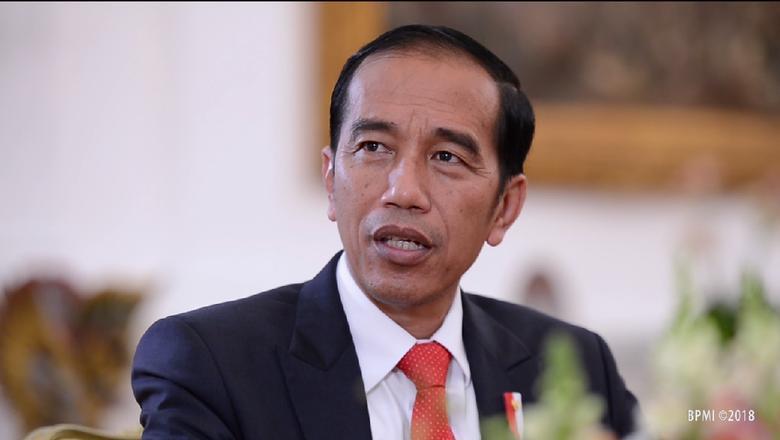 Jokowi: Kalau Saya Orang Politik, Bangun di Jawa Saja