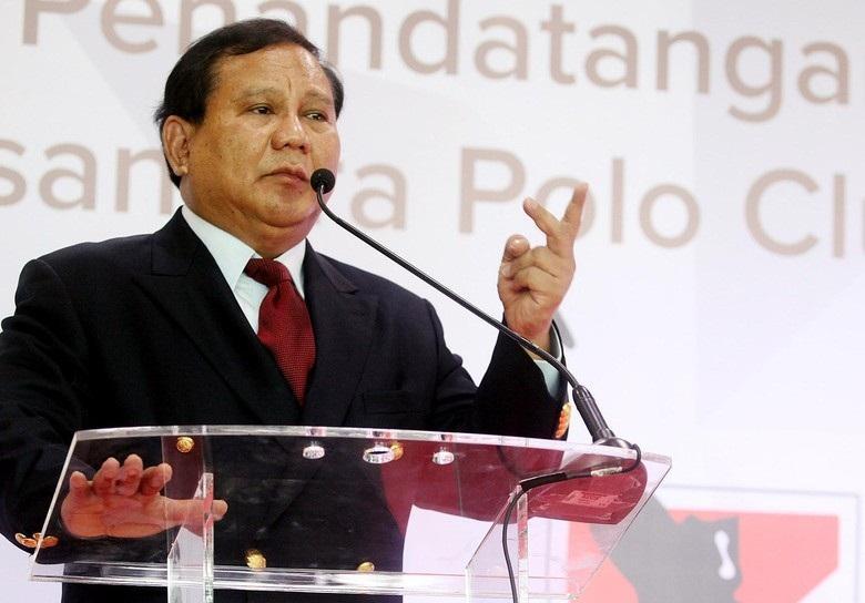 Pidato Kebangsaan, Prabowo Kembali Janji Naikkan Gaji Penegak Hukum