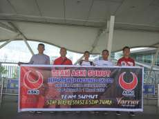 3 Atlet ASKI P Siantar Ikuti Kejurnas di Surakarta