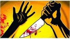 Seorang IRT Luka Parah Dibacok Penjahat di Medan Deli