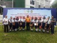 Olimpiade Sains Plus 2020 Se Provinsi Sumut dan Aceh  Siswa SMPN 1 Tigalingga Raih Perunggu