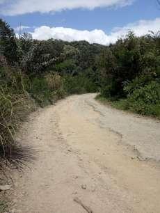 Jalan Penghubung Desa di Kecamatan Tiga Binanga Butuh Perbaikan