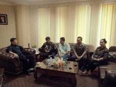 Peradi RBA Jajaki Kerjasama Bidang Hukum dengan DPRD Medan