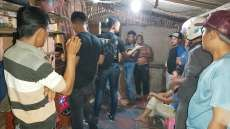 "Gempur Kampung Narkoba, Polres Sergai Amankan 5 ""Jackpot"" dan 3 Pemain"