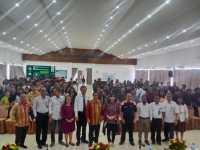 Anggota DPD RI Pdt WTP Simarmata Tidak Setuju Pembangunan Terowongan Penghubung Mesjid Istiqlal - Gereja Katedral