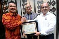 Pelindo 1 Resmi Jadi Anggota Kadin Indonesia