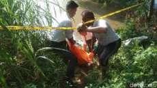 Diduga Korban Pembunuhan, Zulkarnaen Ditemukan Tewas di Sungai Padang Tebingtinggi