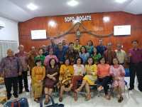 KCY-IAFEN, Komunitas Pelayan Rohani Warga Jalanan di Medan