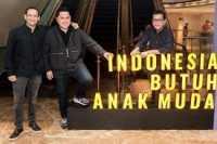 Indonesia Butuh Anak Muda Kreatif Digital