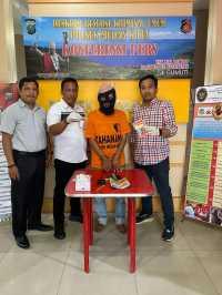 Polisi Tangkap Bandar Judi Togel di Medan, 2 Agen di Tanjungbalai